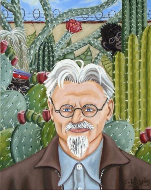 kahlo-trotsky