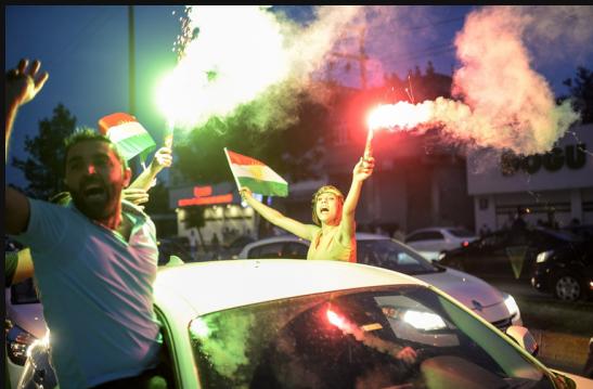 kurdish celebrations