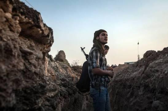 kurdish-guerrillas