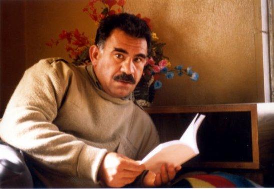 Abdulla Ocalan, PKK's imprisoned leader