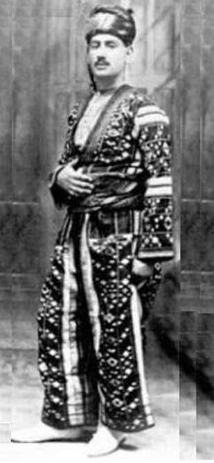 Ciwanekî kurd, 1930