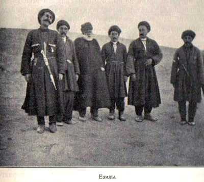 Ezdi Kurds From Caucasus