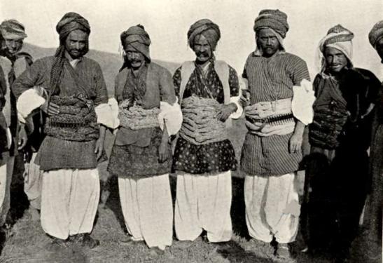 Gerdi Kurds 1915