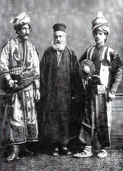Kurdên Çiyayê Hezonê