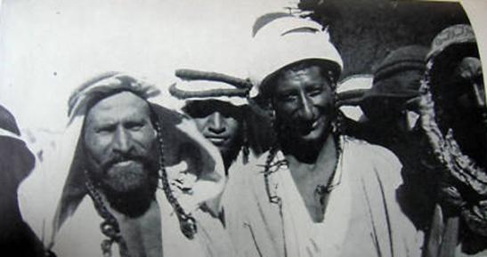 Ezdi Kurds, 1920