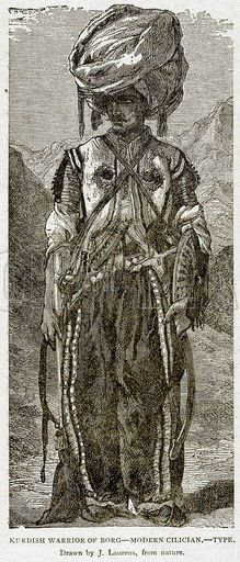 Kurdish Warrior Kurdish Warrior of Borg--Modern Clinician