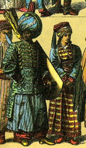Kurds from Caucasus -1850