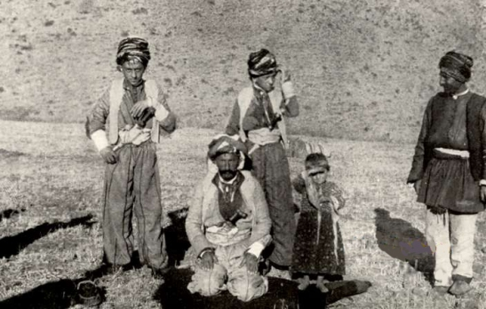 Mûsa Agha 1915
