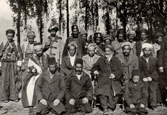 Sheikh Hamid Pasha 1915