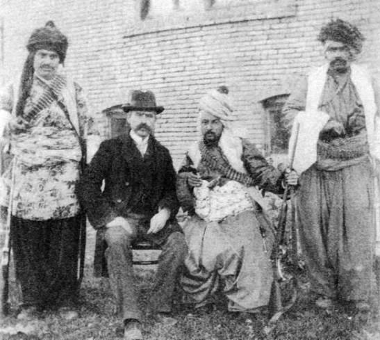 Sheik Ubeydulla NEHRI's son with Cochran